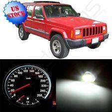 Jeep Cherokee XJ 1997-2001 LED Dash Instrument Cluster Conversion Light Kit