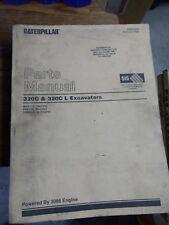 Caterpillar 320C & 320C L Excavators Parts Manual