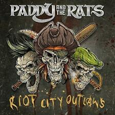 Paddy And The Rats - Riot City Outlaws (NEW CD)