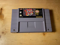 SimCity (Super Nintendo Entertainment System, 1991) OEM Authentic! Tested!!