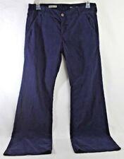 Adriano Goldschmied Pants Size 34x32 The Everett Trouser Blue Corduroy