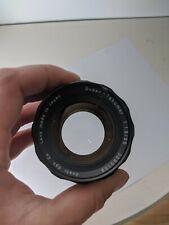 Super-Takumar 85mm 1.9