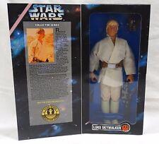"Star Wars Collector Series Luke Skywalker 12"" Figure Kenner NIB"