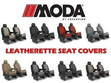 COVERKING SYNTHETIC LEATHER CUSTOM FIT SEAT COVERS FRONTS for FORD F150