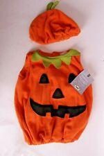 NWT Pottery Barn Kids Pumpkin Halloween Costume 12-24 mos 18 baby