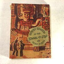 Bobby Benson in the Tunnel of Gold Hecker - H-O 1936 Premium