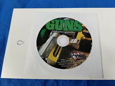 New Entire Year of Guns Magazine Fmg Publications Rifle Product Guide Catalog Cd