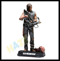 7inch The Walking Dead TV Series 7 Daryl Dixon Action Figure PVC Toys Kid in Box