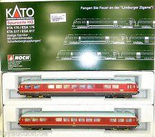 ETA 517 ESA 817 Akku Triebwagen f Märklin AC digital KATO 73331 1:87 H0 OVP   å