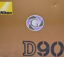 Nikon d90 cámara digital-solo 15670 clics-Top - 12 meses de garantía