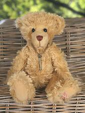 Teddy Bear 'Cooper' Settler Bears Collectable Handmade Gift Antiqued Key 38cms