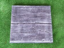 Log Railway Sleeper Paver Mould - Garden Yard Cement Concrete Landscaping