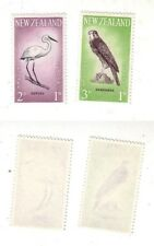 New Zealand - Scott# B61-B62 Birds semi-postal - set of 2 - MNH