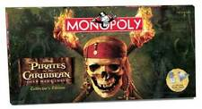 Pirates of The Caribbean Monopoly Disney Replacement Parts & Pieces Hasbro Money