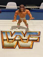 RARE WWF THE ULTIMATE WARRIOR HASBRO WRESTLING FIGURE SERIES 2 1991