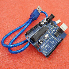 Duemilanove USB Board 2009 ATMega328P-PU Microcontroller For Arduino