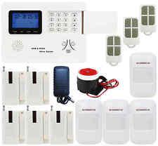 B60 IOS/Android APP GSM PSTN Wireless Smart Home Security Alarm Burglar System