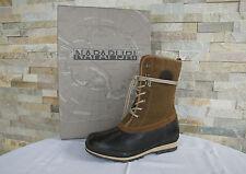 NAPAPIJRI Gr 40 Stiefel Stiefeletten Boots Schuhe waterproof lion neu UVP189€