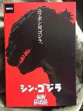 NECA Shin Godzilla 65th Anniversary 12? Figure RARE Beautiful awesome Godzilla
