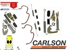 Complete Rear Brake Drum Hardware Kit for Saturn ION 2003 2004 2005 2006 2007