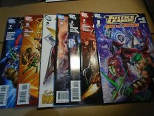 JUSTICE LEAGUE : CRY FOR JUSTICE #1-7 Complete Set DC Comics 2009 NM