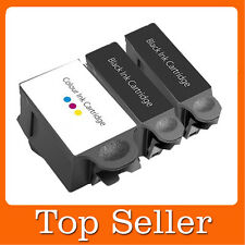 3 Compatible Ink Cartridges ABK10 & ACRL10 for Advent A10 AW10 AWP10