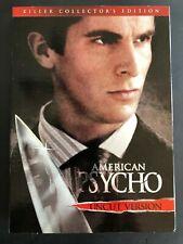 American Psycho (2000) (DVD, 2006, Canadian)
