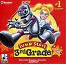 JumpStart 3rd Grade PC Grammar Spelling History Science Visual Arts  Jump Start