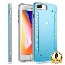 For iPhone 7 Plus / 8 Plus Poetic [Corner/Bumper Protection] Case Cover Blue