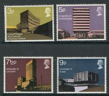 Great Britain GB 1971 British Architecture SG870-73 MNH