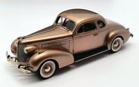 Brooklin Models 1/43 Scale BC012 - 1937 Buick 2-Dr Coupe M-46 Samarra Beige Poly