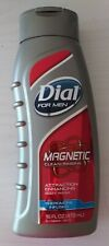 DIAL FOR MEN - MAGNETIC ATTRACTION ENHANCING BODY WASH 16 FL. OZ./473 mL