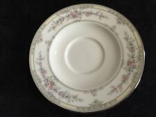 "Noritake Shenandoah 9729 Saucer(s)  6"" Perfect Un-used"