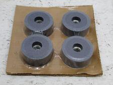 lot of 4 new norton 3x1-1/4x7/8-14 valve seat wheel 1x3/4x37c60-05v