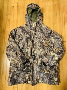 Cabelas Whitetail Clothing Gore-Tex Insulated Hunting Jacket 2XL Reg