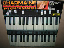The ORGAN MASTERS Charmaine and Other Beautiful Songs LP 1968 ORIGINAL SEALED SS