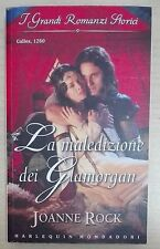 47659 J. Rock - La maledizione dei Glamorgan - Harlequin Mondadori 2000 n° 504