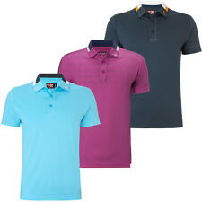 Polyester Patternless Slim Casual Shirts & Tops for Men
