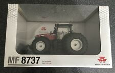 Tracteur Massey Ferguson 8737 - Échelle 1:32