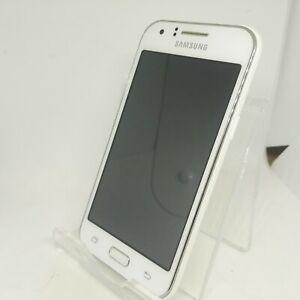 "Samsung Galaxy J1 SM-J100H White (Unlocked) 4GB Android 5MP 4.3"" Smartphone VGC"