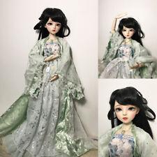 BJD 1/3 Doll 60cm Pretty Girl Free Face Makeup + Free Eyes + Clothes Full Set