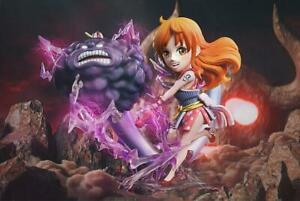 G5 Studio One Piece Nami Resin Painted Figure Limited GK Statue Toys Display