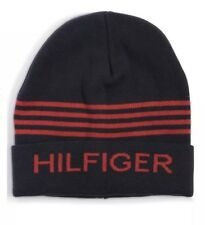 Tommy Hilfiger Beanie, blue/red Hat