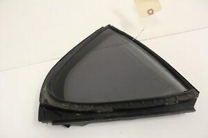 2006-2013 Lexus IS-F is250 is350 passenger rear door corner vent glass window