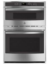 """GE Profile Series 30"""" Electric Built In Combination Microwave/Oven -PT7800SHSS"""
