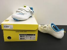 Mavic Ksyrium Elite Women's Road Cycling Shoe UK 4 White