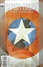 CAPTAIN AMERICA : THE CHOSEN #1  MARVEL KNIGHTS  2007  NICE!!!