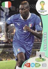 Adrenalyn XL World Cup 2014 Italy Ivory Coast Japan Korea Republic