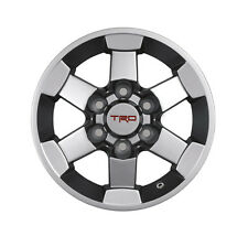 Genuine TRD Alloy Wheels for 05-12 Tacoma and 07-12 FJ Cruiser-Set of 4-New, OEM
