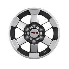 Genuine TRD Alloy Wheels for 05-20 Tacoma and 07-12 FJ Cruiser-Set of 4-New, OEM